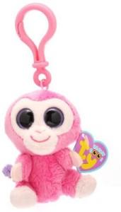 Ty Beanie Boos Razberryclip The Monkey