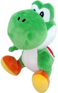 Little Buddy Toys Nintendo Official Super Mario Green Yoshi Plush6