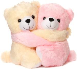 Dimpy Couple Bear  - 40 cm