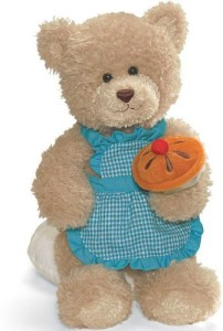 Gund Career And Lifestyle Bear Homemaker