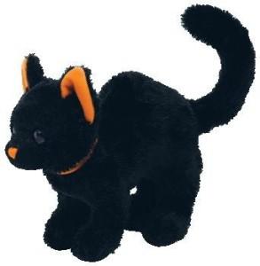 Beanie Babies Ty Scaredy Cat 2.0 Black  - 20 inch