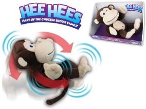 Daron Hee Hee Monkey Plush