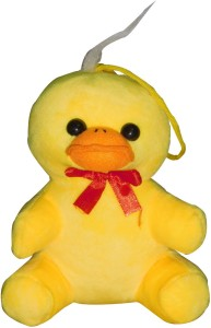 Siddhi Gifts soft toys for girls teddy bear - Yellow Duck  - 20 cm