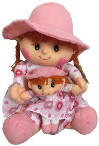 FunnyLand Family Doll with Sister  - 30 cm