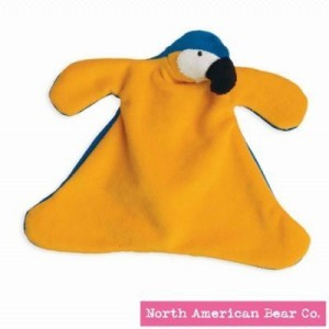 North American Bear Ba Cozies Parrot Co (6021)