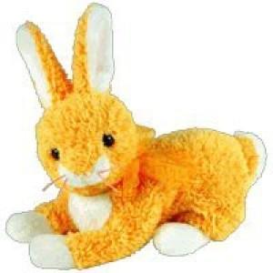 TY Beanie Babies Buttercream Bunny (Bbom April 2003)