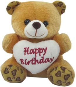 Advance Hotline Happy Birthday Teddy bear  - 13 cm