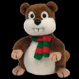 Ty Jingle Beanie Ba Yule The Beaver