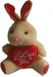 indigo creatives i love you teddy bear christmas 4 5 inch brown red