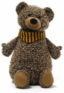 Gund Bearville Seated Bear Plush