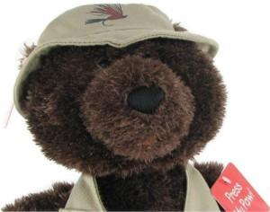 Boris the Fishing Bear 14370