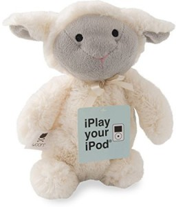 Woon Musical Sleep Soft Cuddly Sheep Plays Your Ipod To Help