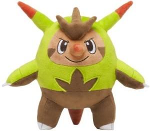 Nintendo Pokemon Center Original Quilladin Plush