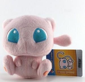 Pokemon Pokmon Plush Mew Doll Around 15Cm 6