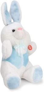 Ultra Musical Bunny Rabbit Soft Toy Blue  - 28 cm