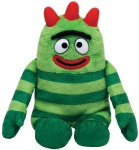TY Beanie Babies Brobee Yo GabGab13 Plush Green Best Price in India ... bdebc9b25