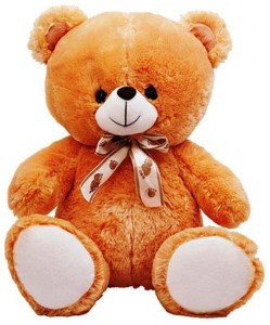 DASTAAN brown soft cute teddy bear    12 inch Multicolor