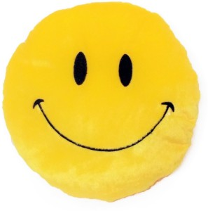 Now-N-New Smiley Cushion  - 35