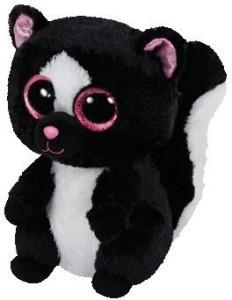 Ty Beanie Boos Ty Beanie Boos Flora Black/White Skunk Plush  - 20 inch