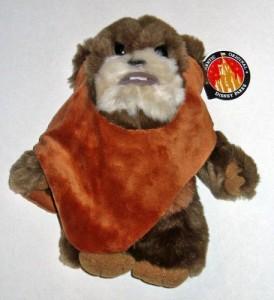 Disney Star Wars Ewok Plush Doll World Exclusive Brown Best Price In