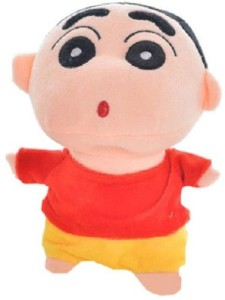Kuhu Creations Shin Chan Small Size Cute Item To Gift And Play  - 22 cm