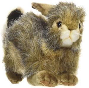 Hansa Crouching Bunny 10