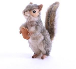 Hansa Squirrel Plush, 8