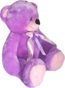 Soft Buddies Mettalic Bear  - 17 inch