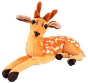 Deals India Deer Soft Toy  - 40 cm