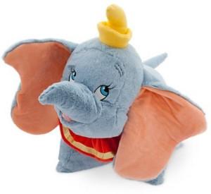 Disney Dumbo the Baby Elephant Pillow Pal Plush Doll  - 20 inch