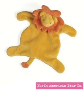 North American Bear Ba Cozies Circus Cozy Lion