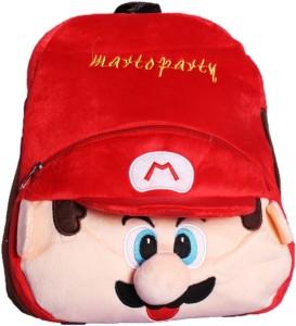 ToyJoy Mario bag 35cm soft plush  - 35 cm