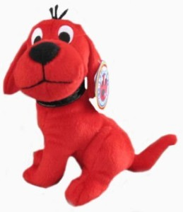 Play Along Clifford The Big Red Dog 7