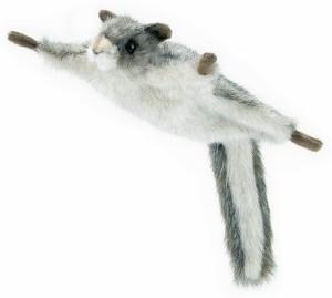 Hansa Plush Flying Squirrel 8