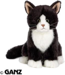 Webkinz Signature Small Tuxedo Cat