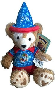 Disney 2014 Duffy The Bear Sorcerer Mickey Mouse