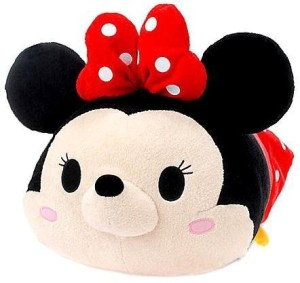 Disney Minnie Mouse ''Tsum Tsum'' Plush Large 17''