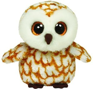 Ty Beanie Boos Swoops Brown Barn Owl Plush  - 25 inch