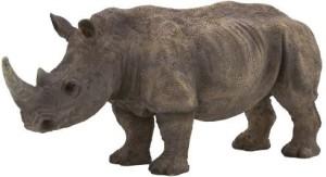 Mojo Fun - Wildlife Mojo Fun 387103 White Rhinoceros Realistic International