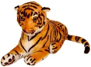 Homeshopeez Soft Cute Tiger  - 20 cm