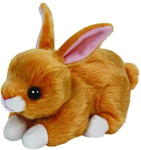 Ty SWEETIE PIE - brown rabbit reg  - 25 inch