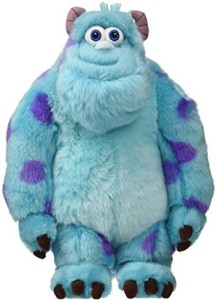 Disney Exclusive 13 Inch Deluxe Plush Sulley  - 20 inch