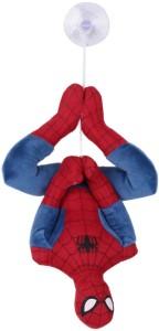 Spiderman Marvel Spiderman Vacuum Holder in Pose 2 Plush Toy  - 25 cm