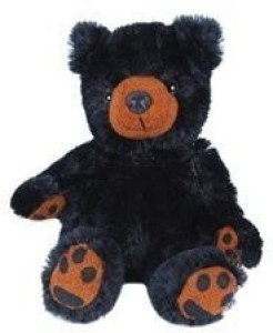 PurrFection Purrfection Tender Friend Black Bear 12