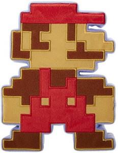 Nintendo World Of 8 Bit Mario Plush