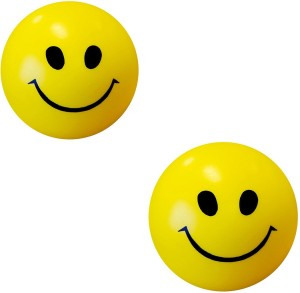 Abee Cute Smiley Stress Buster Pack Of 2  - 7 cm