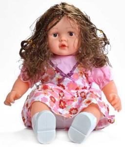 Mikkis Sweet Baby Girl  - 18 inch