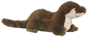 Conservation Critters River Otter Plush Animal Large Otters 31 Inches From Tip