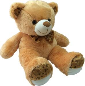 Ultra Polka Teddy Soft Toy  - 24 inch