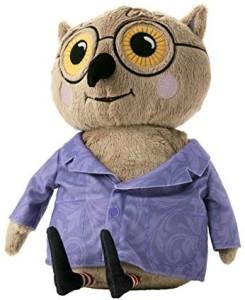 Kattuggla Wizard Owl In Cloakor Wise Owl In Pagamas